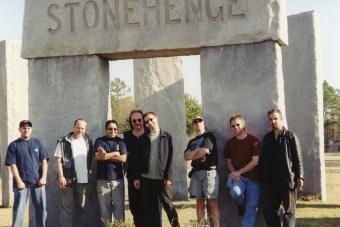Club-Delf---Band-portraits---Stonehenge