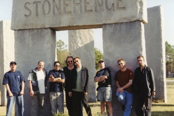 Club-Delf---Band-portraits---Stonehenge
