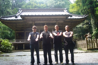 club-delf-japan-shrine